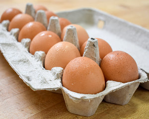 Farm Fresh Eggs (12)