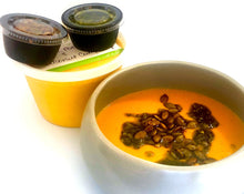 Load image into Gallery viewer, Sweet Potato and Coconut Curry Soup (Pint)