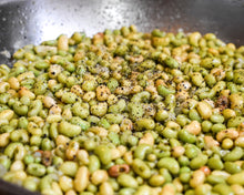 Load image into Gallery viewer, Sautéed Field Peas (Pint)