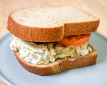 Load image into Gallery viewer, Whole Wheat Chicken Salad Sandwich