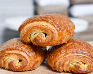 Two Pain Au Chocolats