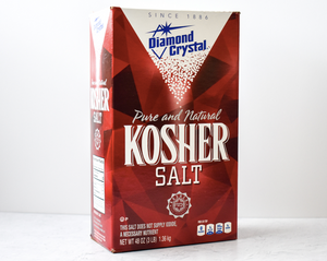 Diamond Crystal Kosher Salt (3lb)