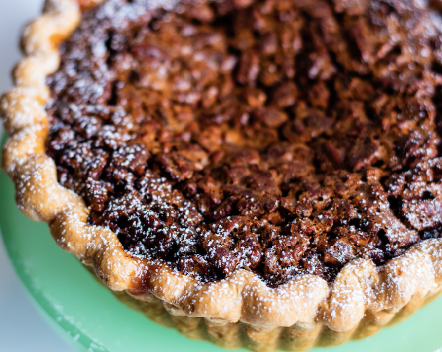 Slice of Southern Pecan Pie