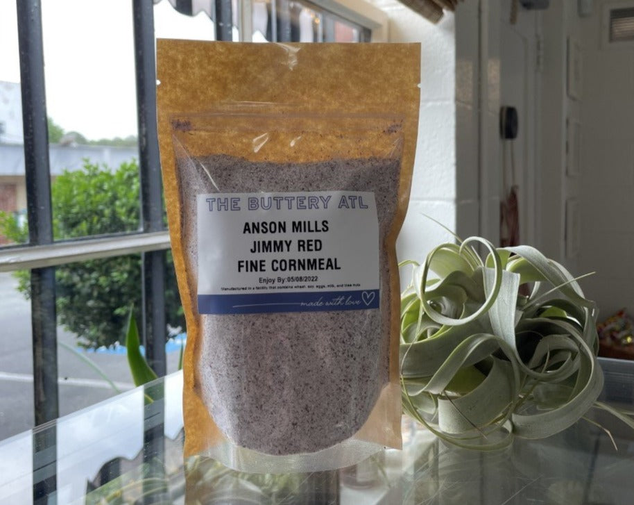 Anson Mills Jimmy Red Fine Cornmeal