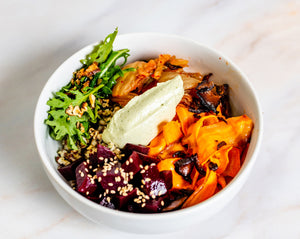 Southern Roots & Grain Bowl
