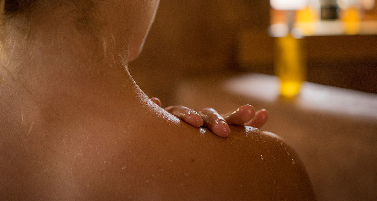 Why You Should Switch From Body Lotion to Body Oil Starting...NOW.