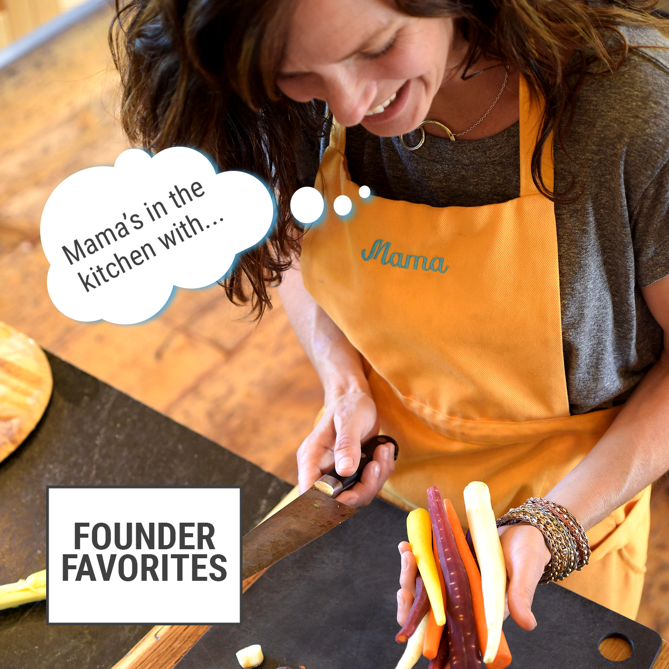 Founder Faves - Kitchen Edition