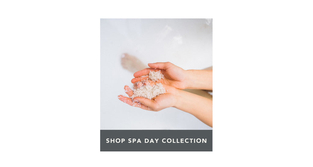 shop spa day collection
