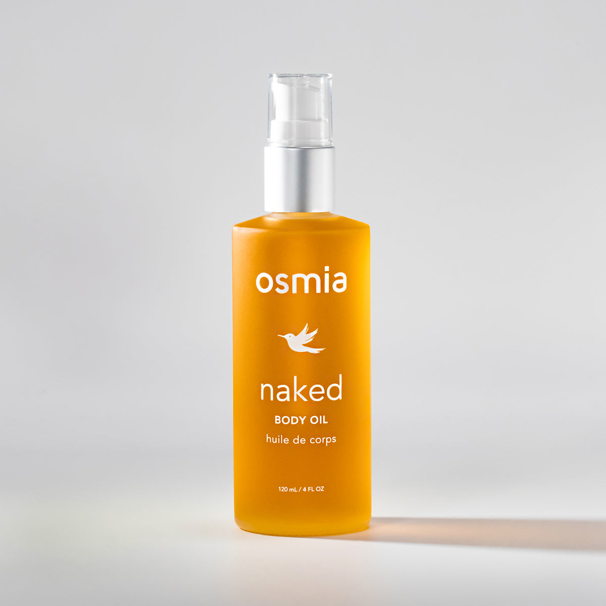 Naked Body Oil