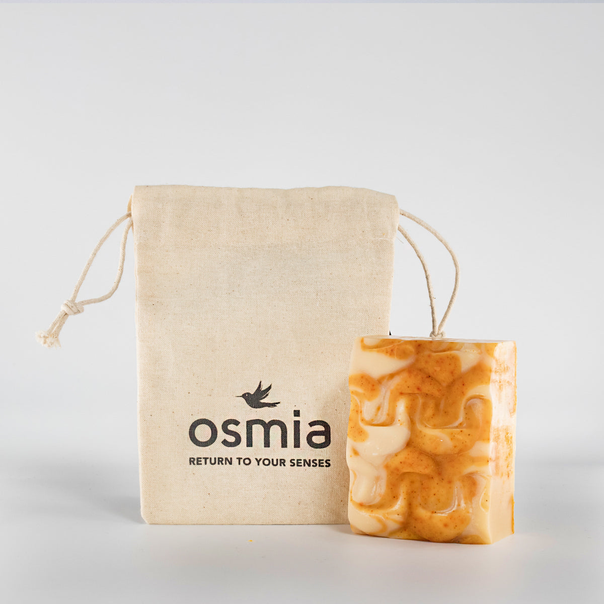Organic Soap Travel Bag