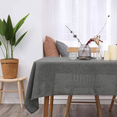 What Size Tablecloth Do I Need?