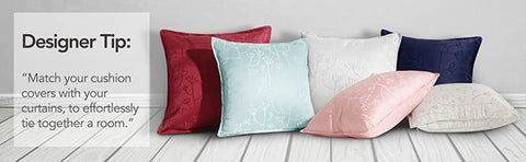 How to Match Throw Pillow Covers with Your Home Décor