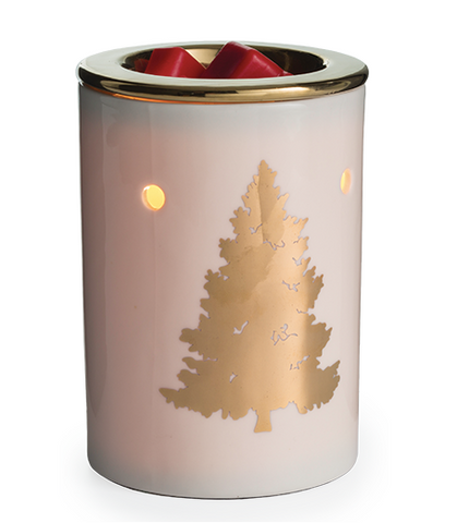 Winter Fir Gold Warmer