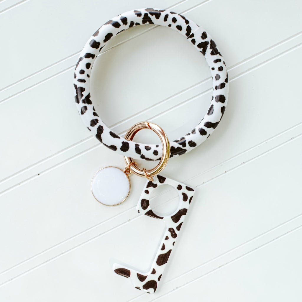 No Touch Door Opener with Bangle-Wholesale-Leopard-Pretty-Simple