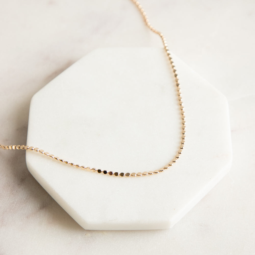 Lila Necklace-Pretty Simple Wholesale