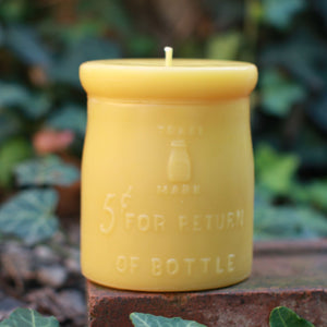 Bird's Hill Sour Cream Circa Candle - Pioneer Spirit