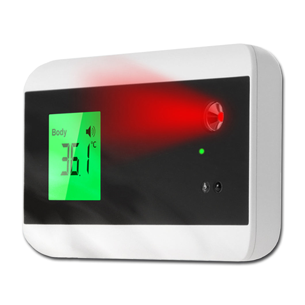 Electronic Doorbell Infrared Thermometer with Bluetooth