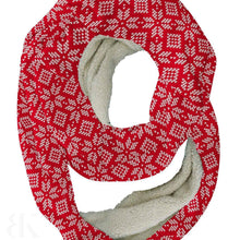 Holiday Sweater Infinity Scarf-BK Variety Market