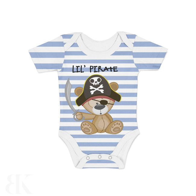 Infant Lil Pirate One Piece Outfit-BK Variety Market