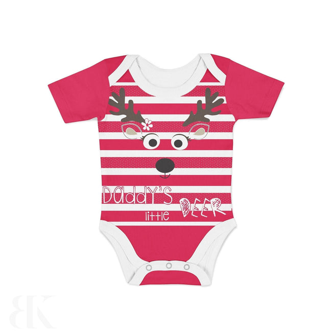 Infant Little Deer One Piece Outfit-BK Variety Market