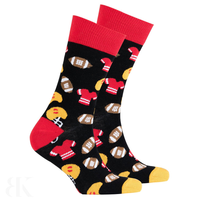 Men's Football Socks-BK Variety Market