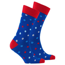 Men's Red Sea Dot Socks-BK Variety Market