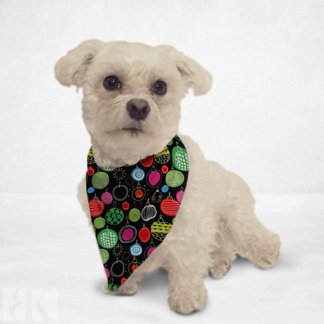 Ornaments Cat & Dog Bandana-BK Variety Market
