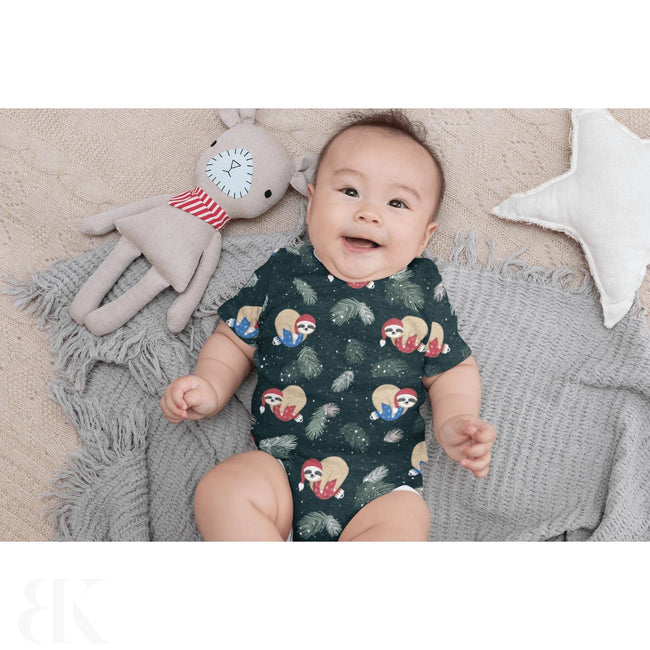 Sloth Tree One Piece Outfit-BK Variety Market