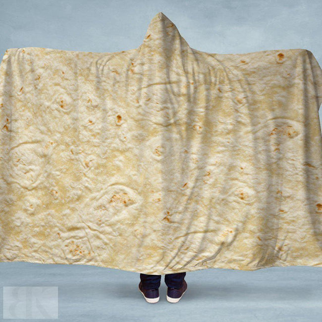 Tortilla Hooded Blanket-BK Variety Market