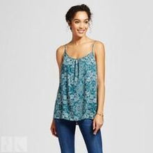 Women's Printed Woven Cami-BK Variety Market