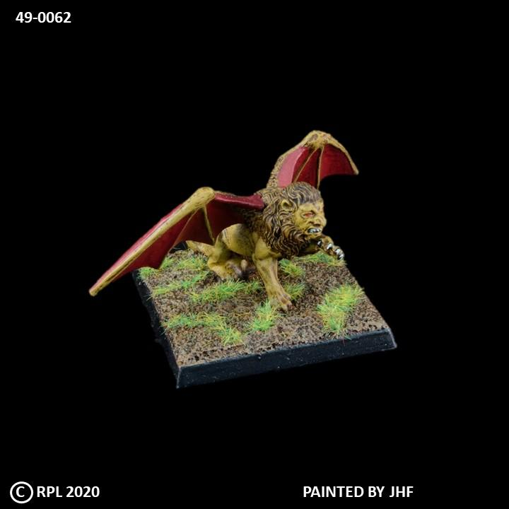 49-0062:  Manticore, Young