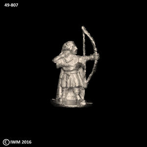 49-0807:  Sentinel - Wood Elf with Bow