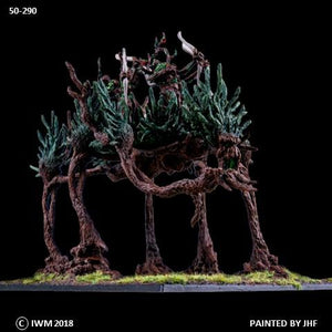50-0290:  Living Battlement