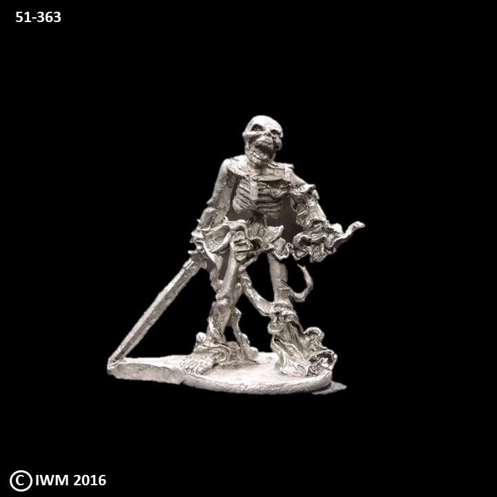 51-0363:  Ghost III, with Sword