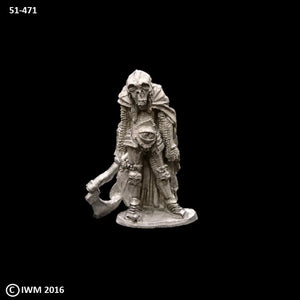 51-0471:  Wight with Axe