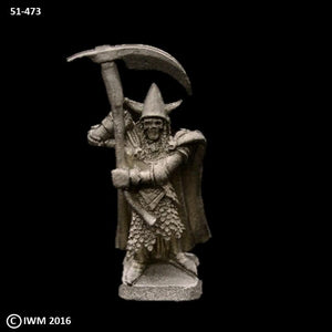 51-0473:  Wight with Scythe