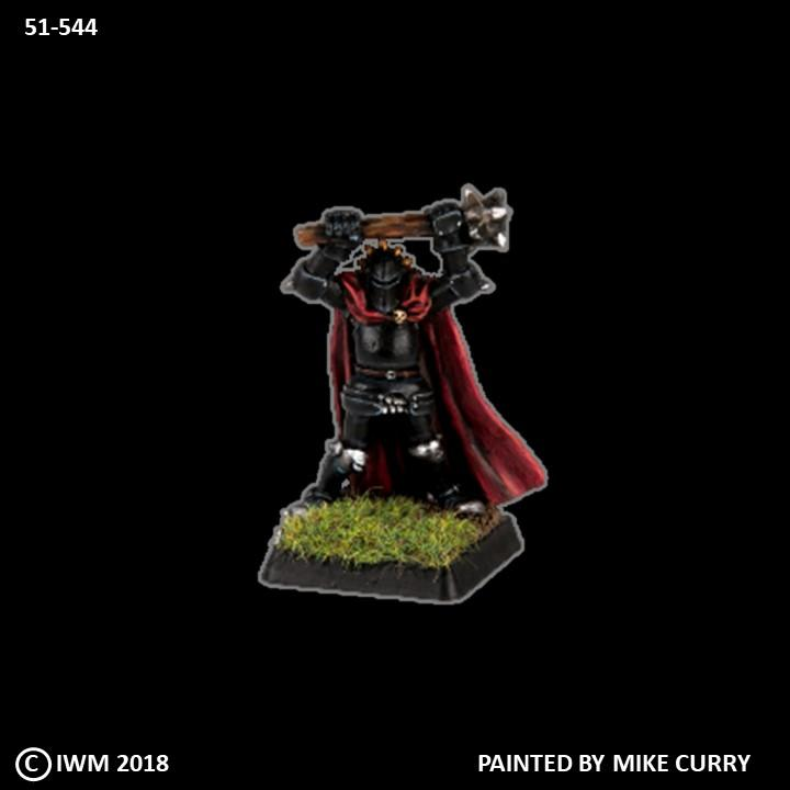 51-0544:  Chaos Knight with Great Mace