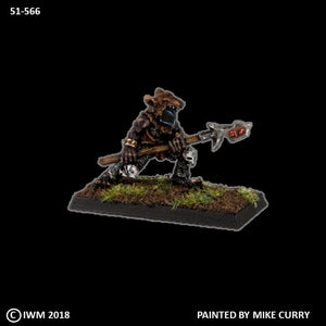 51-0566:  Chaos Berserker with Spear