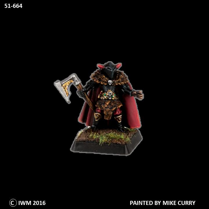 51-0664:  Chaos Warrior Priest