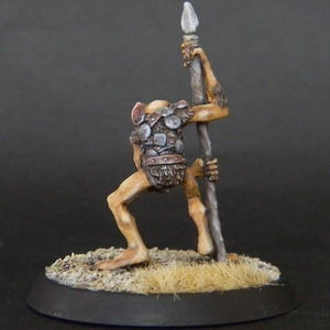 53-0502:  Bugbear with Spear