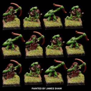 98-0272:  Goblin Archers Regiment Set