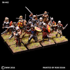 98-0442:  Kingdoms of Men: Adventurers with Swords
