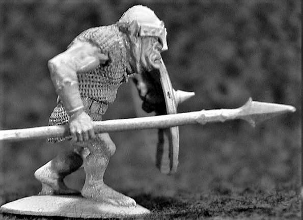 TMM-8500 Heavy Goblin in Chainmail