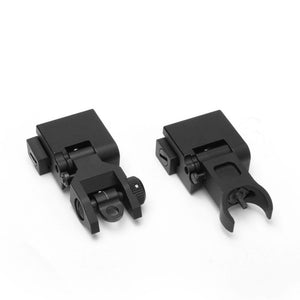 Flip-up Front Rear Iron BUIS Sights