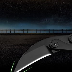 Stainless Steel Multifunction Folding Knife