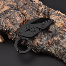 Load image into Gallery viewer, Stainless Steel Multifunction Folding Knife