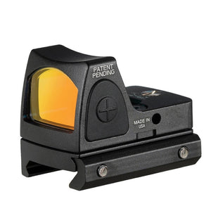Mini RMR Red Dot Sight Collimator 20mm Sight Scope