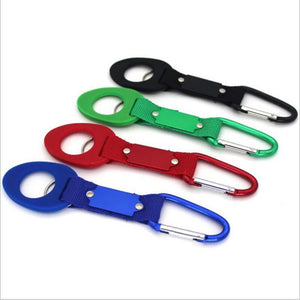 Kettle Buckle Carabiner Water Bottle