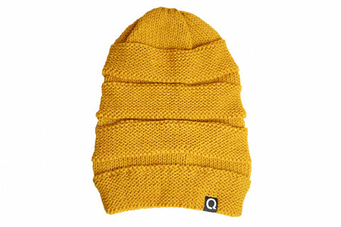 The Q Scrunch Beanie