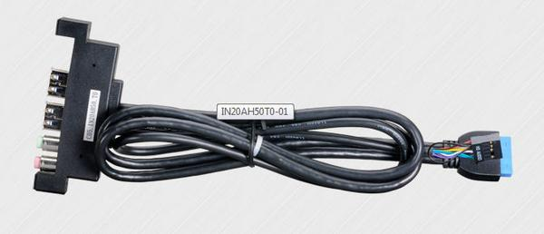 Back in Stock: Lian Li Case Parts I/O ports Cable PW-IN20AH50T0